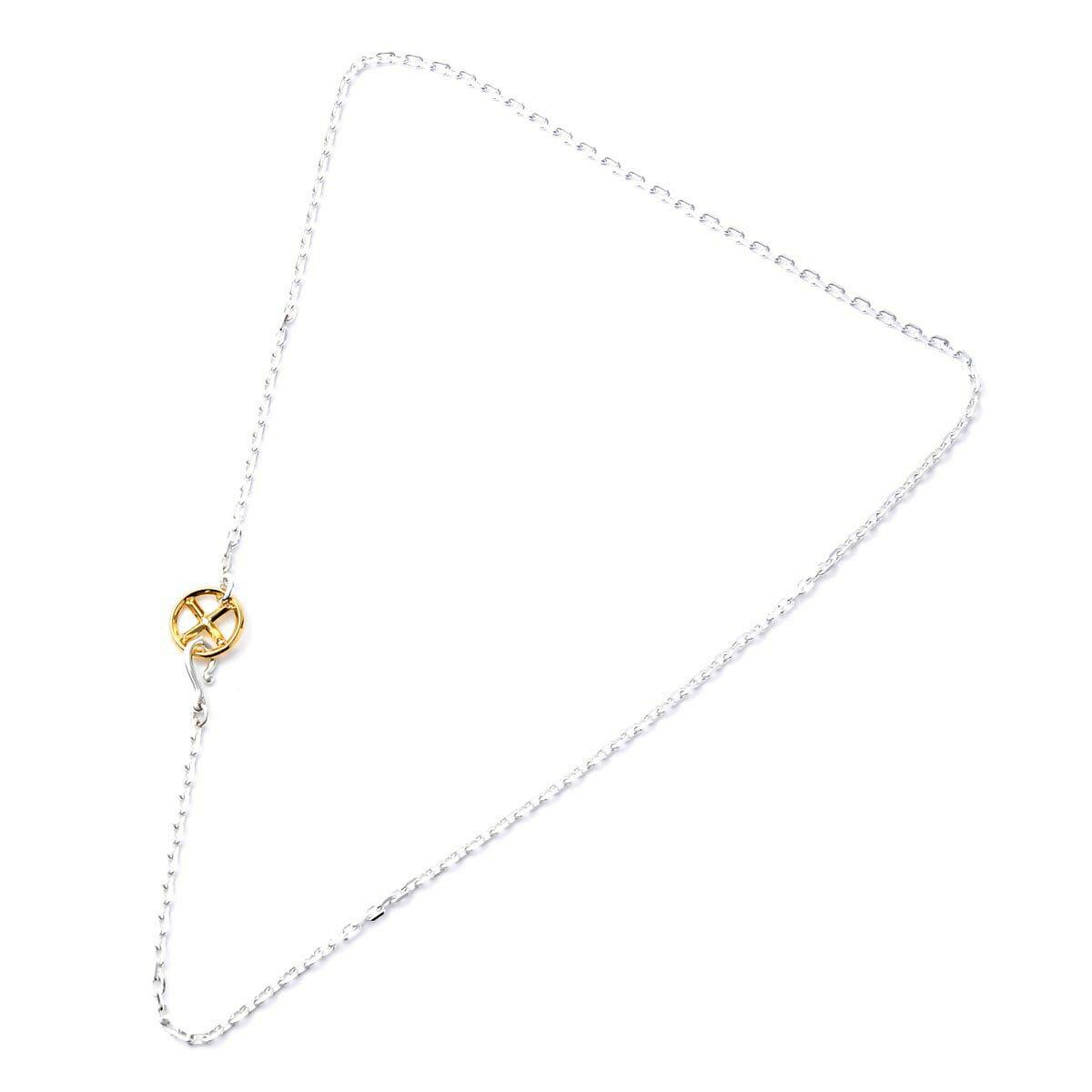 メンズジュエリー・アクセサリー, ネックレス・ペンダント  GARDEL gdchk031 sv diamond 60cm