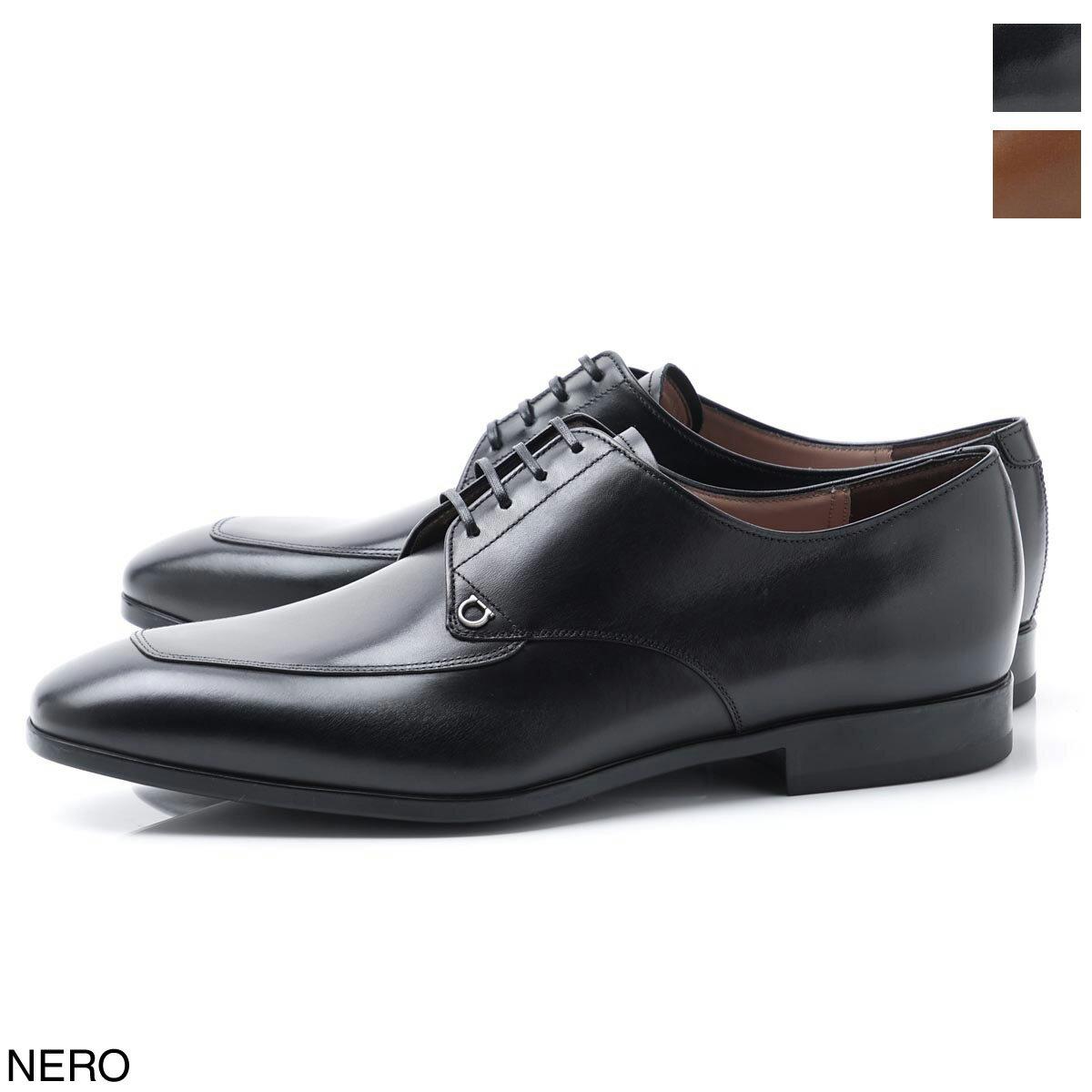 メンズ靴, ビジネスシューズ  Salvatore Ferragamo tristano 02b680 0713613 nero TRISTANO