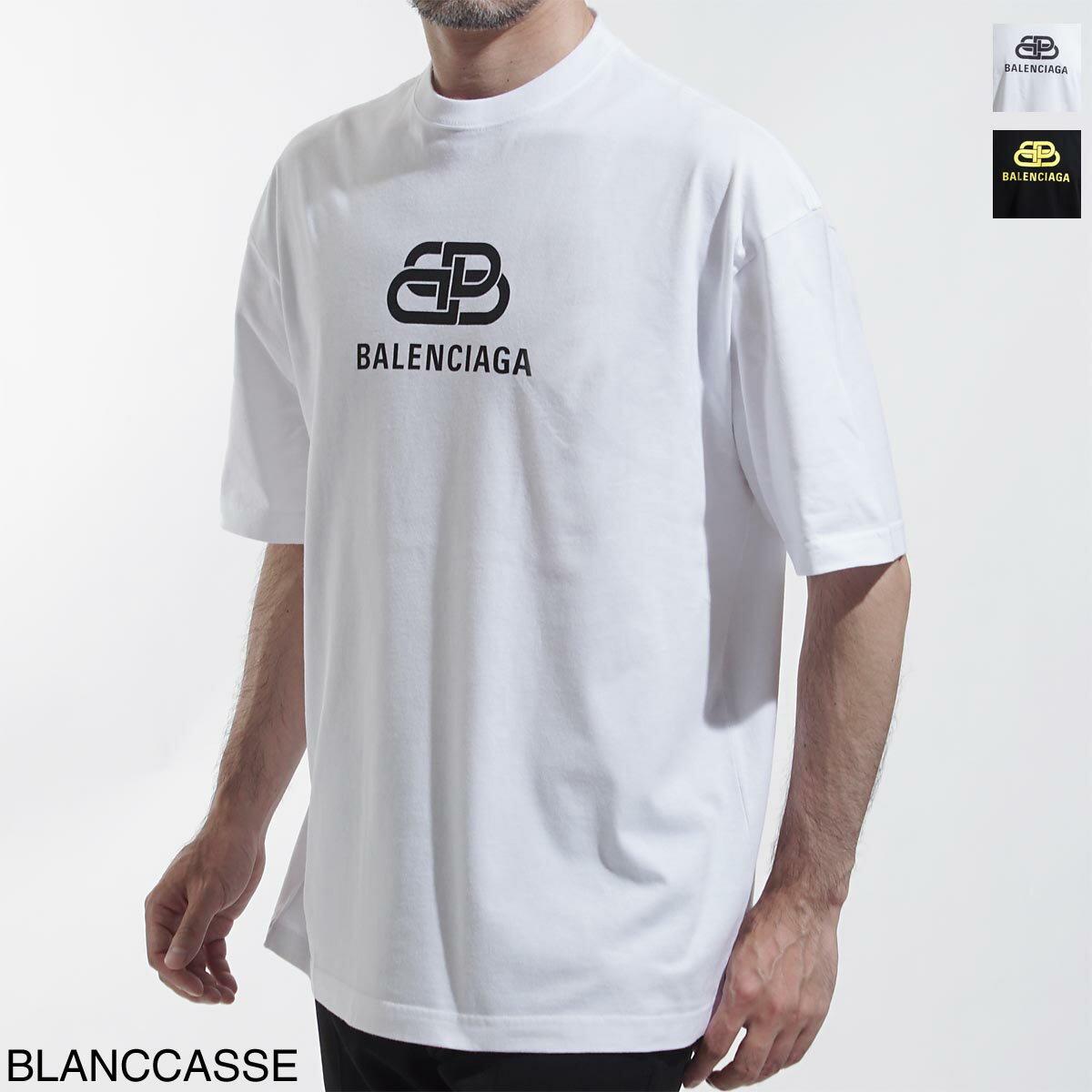 トップス, Tシャツ・カットソー  BALENCIAGA T 578139 tev48 9044 BB OVERSIZE SHIRT