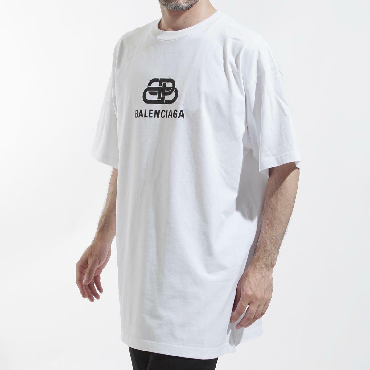 トップス, Tシャツ・カットソー  BALENCIAGA T 583214 tfv65 9040 BB OVERSIZE SHIRT
