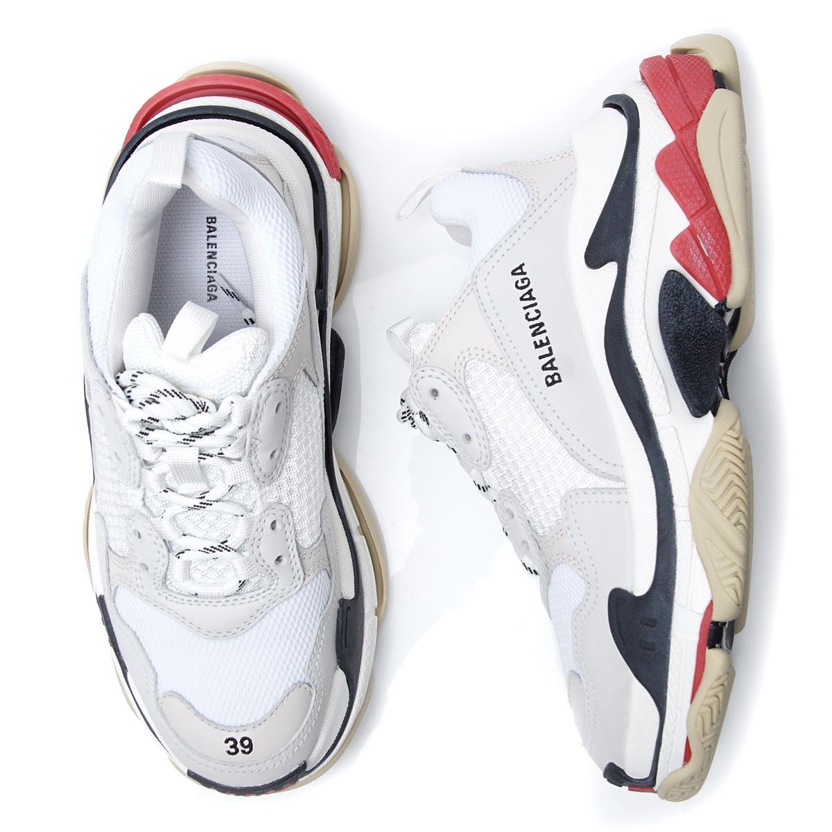メンズ靴, スニーカー  BALENCIAGA 533882 w09e1 9000 TRIPLE S S