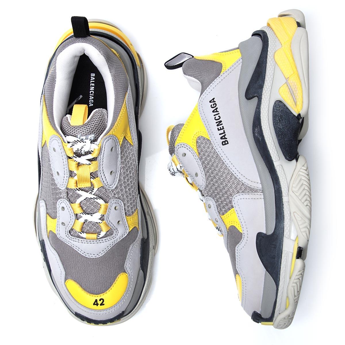 メンズ靴, スニーカー  BALENCIAGA 536737 w09oh 7074 TRIPLE S S