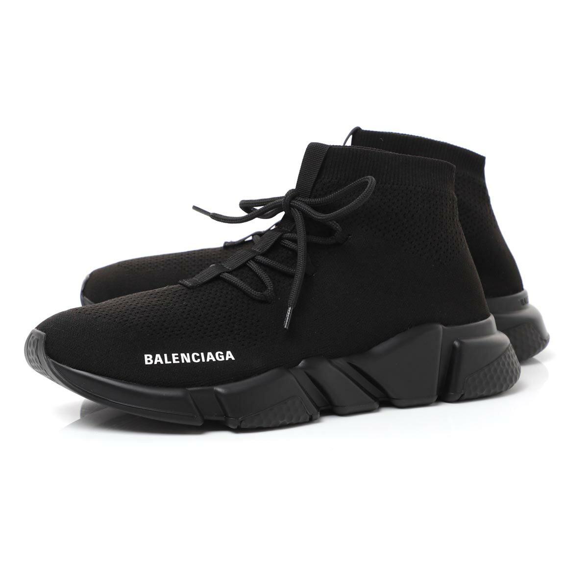 メンズ靴, スニーカー  BALENCIAGA 560236 w1hp0 1000 SPEED LACE-UP TRAINER