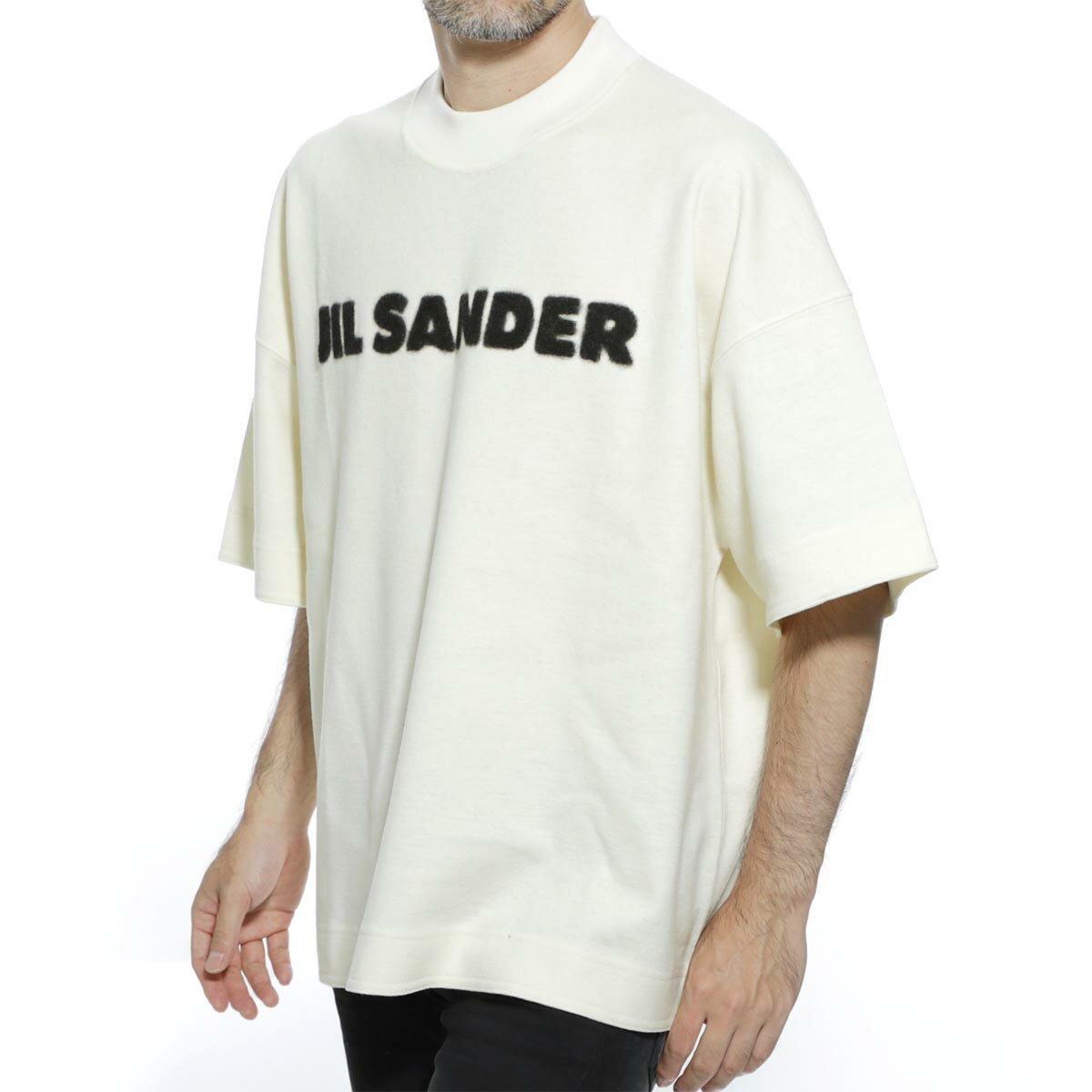 トップス, Tシャツ・カットソー  JIL SANDER T jsmp707035 mp207308 105 T-SHIRT CN SS