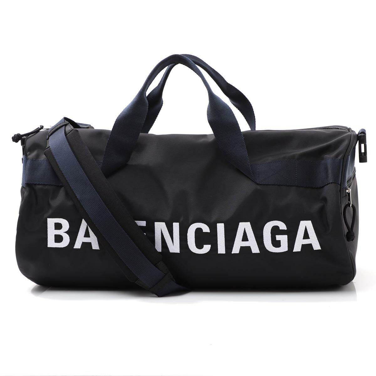 メンズバッグ, ボストンバッグ  BALENCIAGA 2WAY 581807 hpg1x 1090 WHEEL GYM BAG