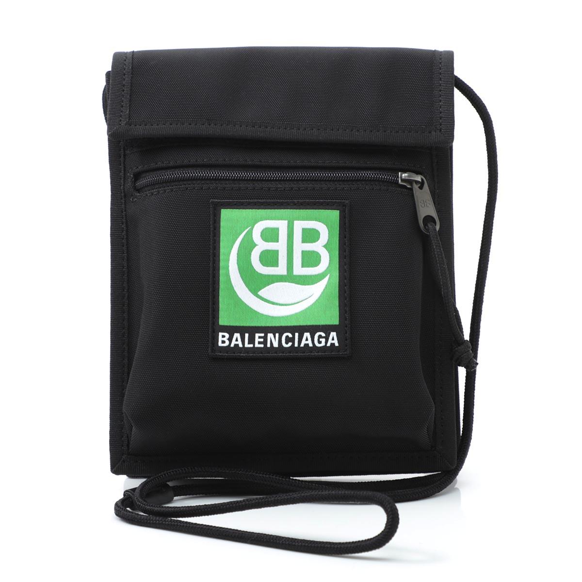 メンズバッグ, ボディバッグ・ウエストポーチ  BALENCIAGA 532298 9wb95 1000 EXPLORER POUCH STRAP