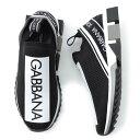 ドルチェ&ガッバーナ DOLCE&GABBANA スニーカー ブラック メンズ プレゼント カジュア ...