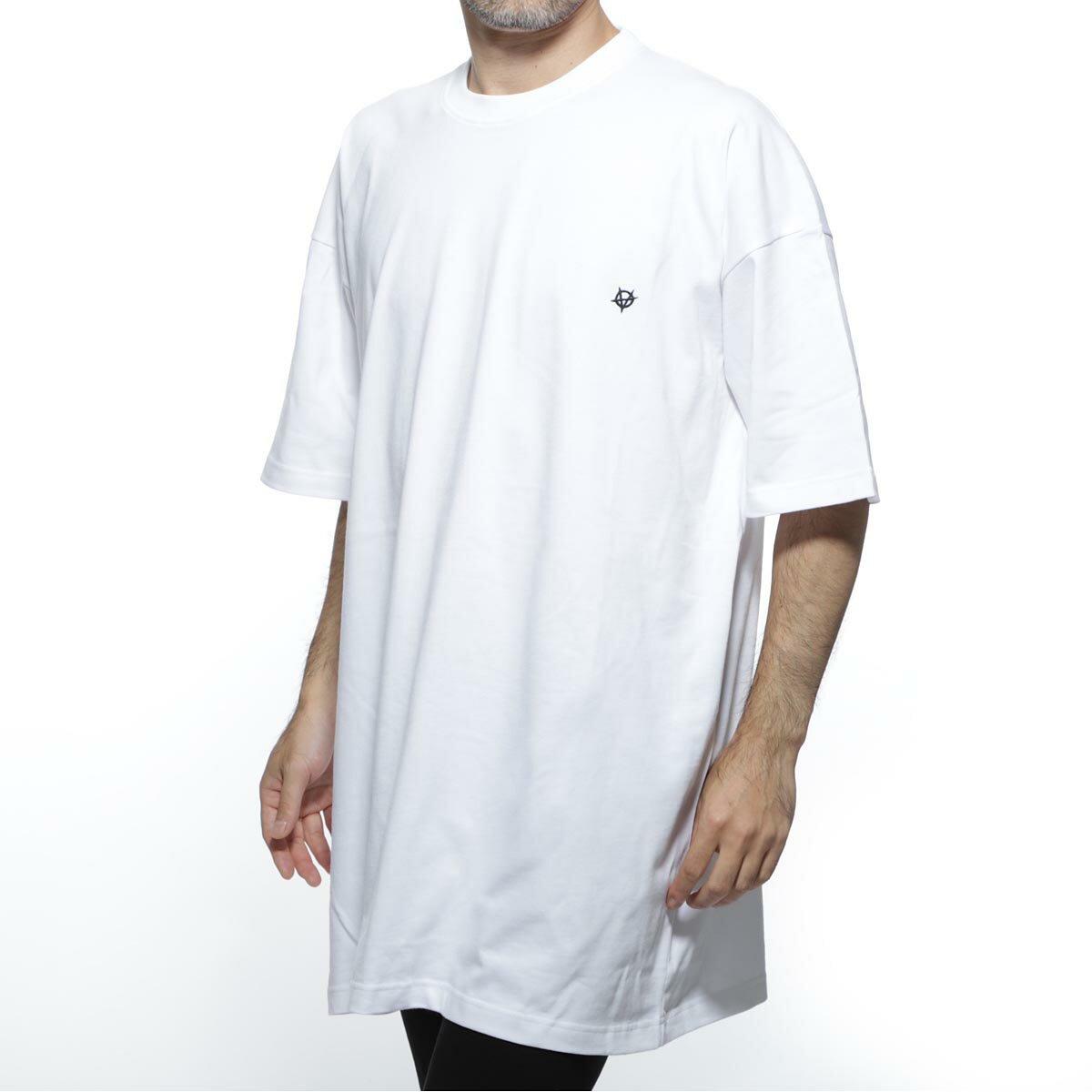トップス, Tシャツ・カットソー  VETEMENTS T mah20tr021 white Anarchy
