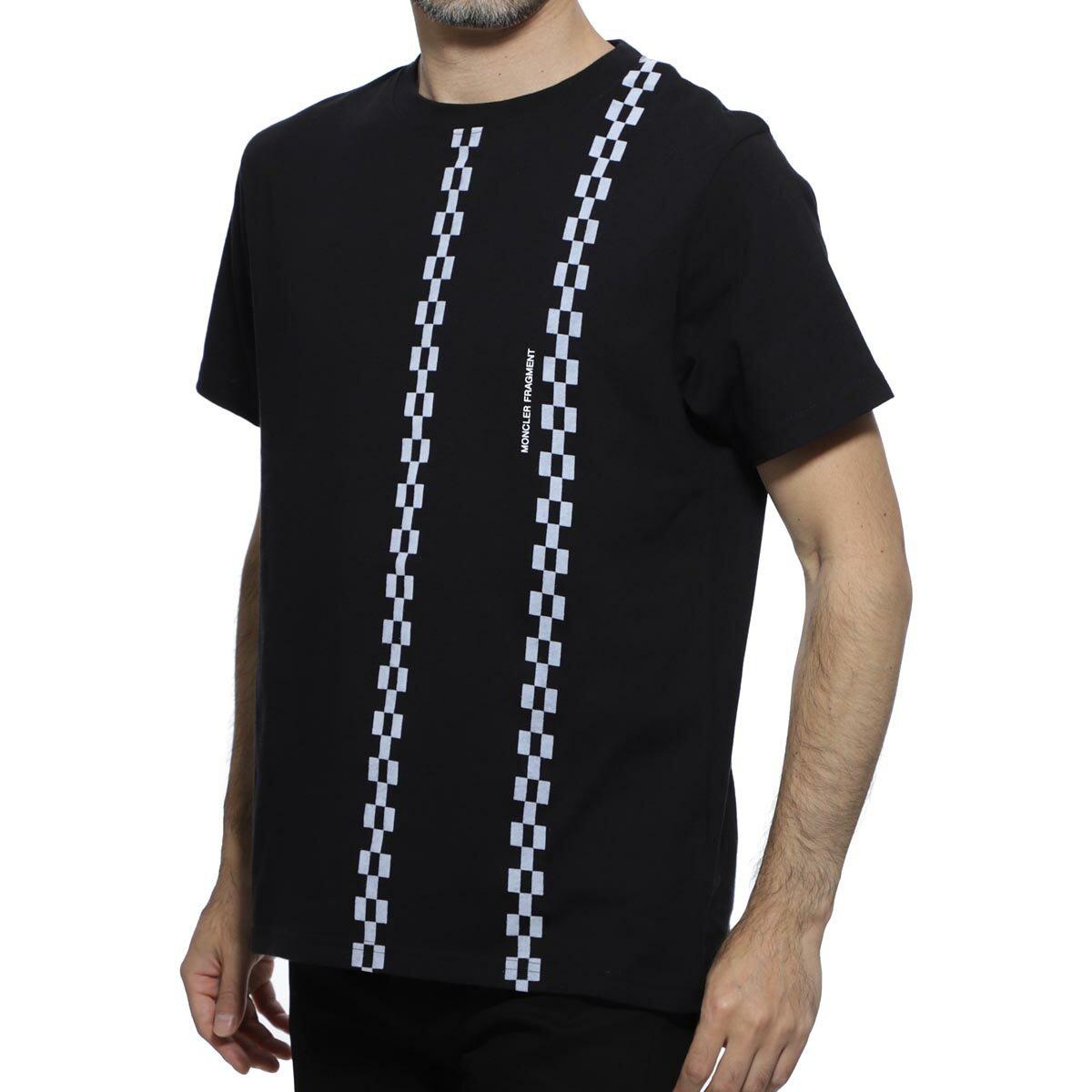 トップス, Tシャツ・カットソー  MONCLER T 8002550 8392b 999 MONCLER GENIUS 7 FRAGMENT HIROSHI FUJIWARA