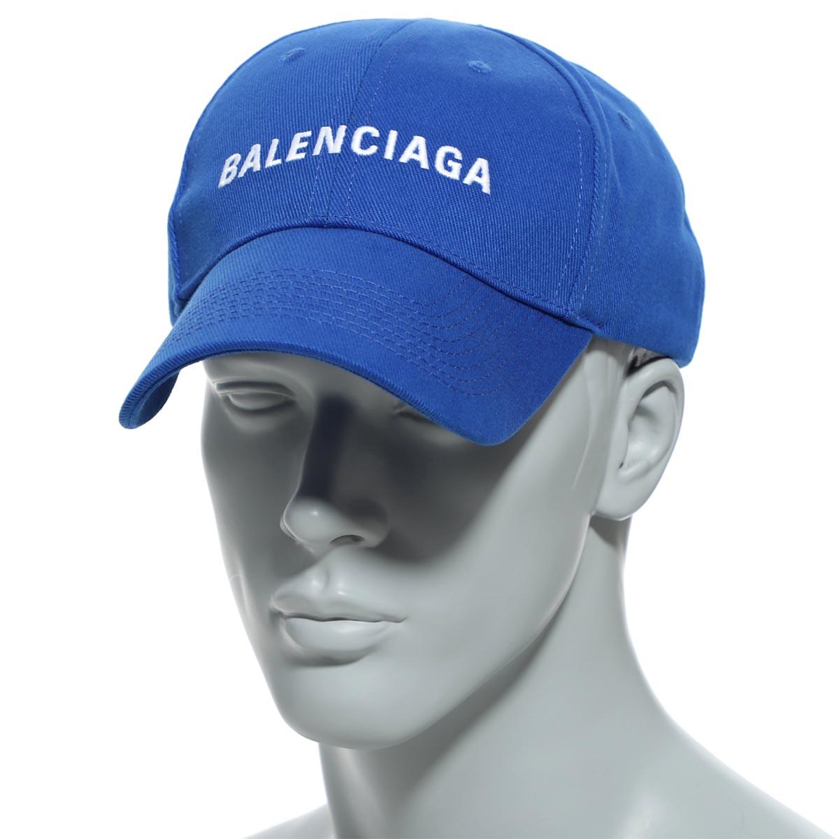 メンズ帽子, キャップ  BALENCIAGA 590758 410b2 4277 HAT CLASSIC BASEBALL CAP