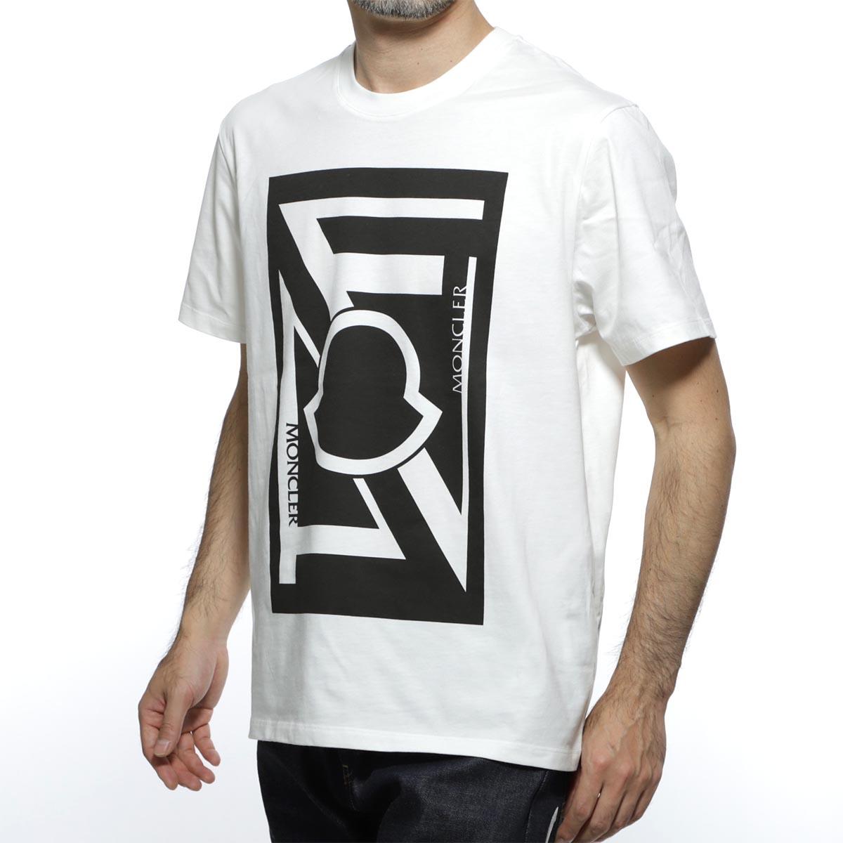 トップス, Tシャツ・カットソー  MONCLER T 8003250 809e3 090 MONCLER GENIUS 5 CRAIG GREEN