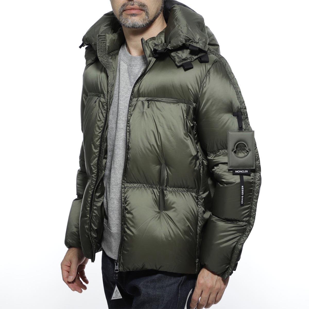 メンズファッション, コート・ジャケット  MONCLER maher 4138600 c0343 899 MONCLER GENIUS 5 CRAIG GREEN MAHER