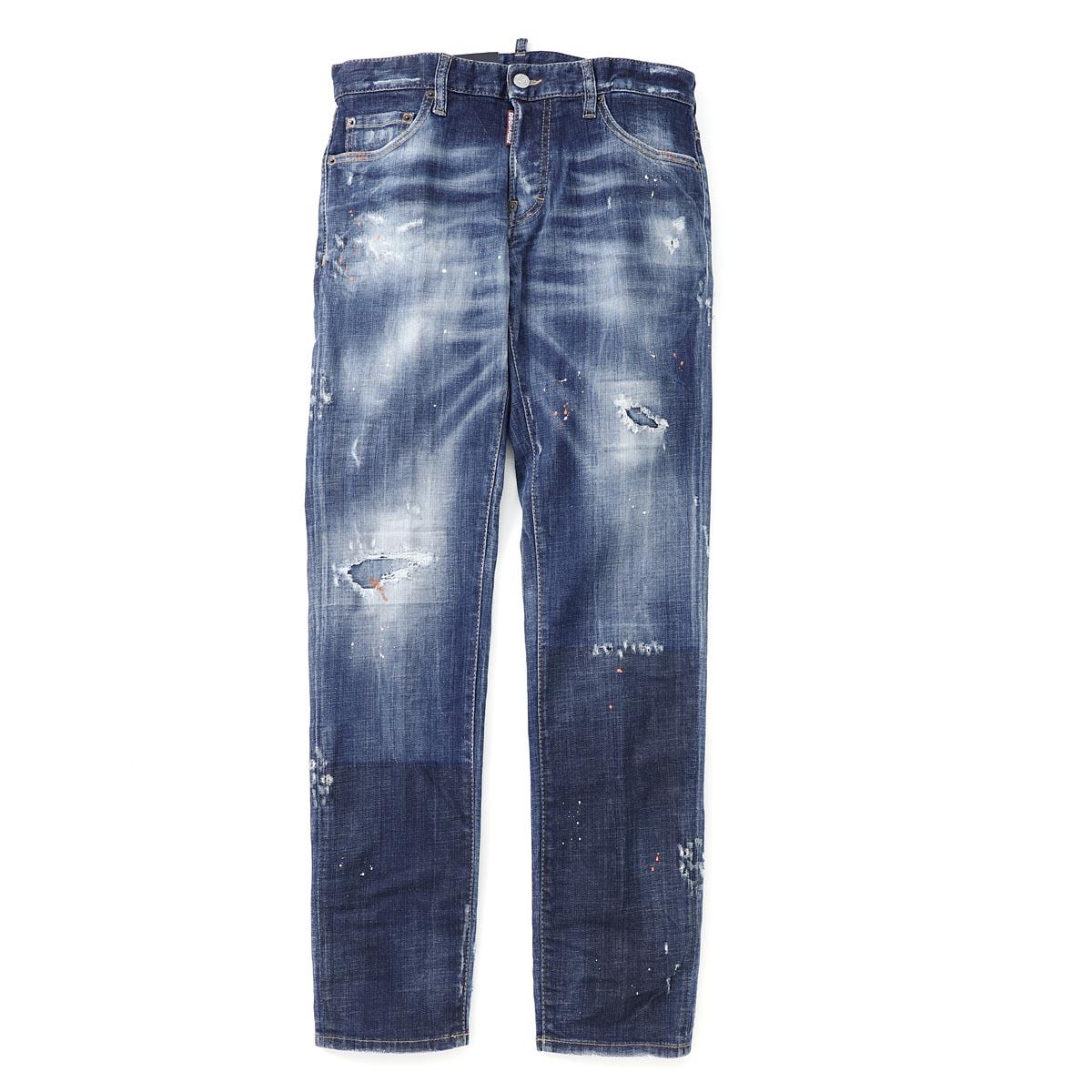 メンズファッション, ズボン・パンツ  DSQUARED2 s74lb0688 s30342 470 SLIM JEAN