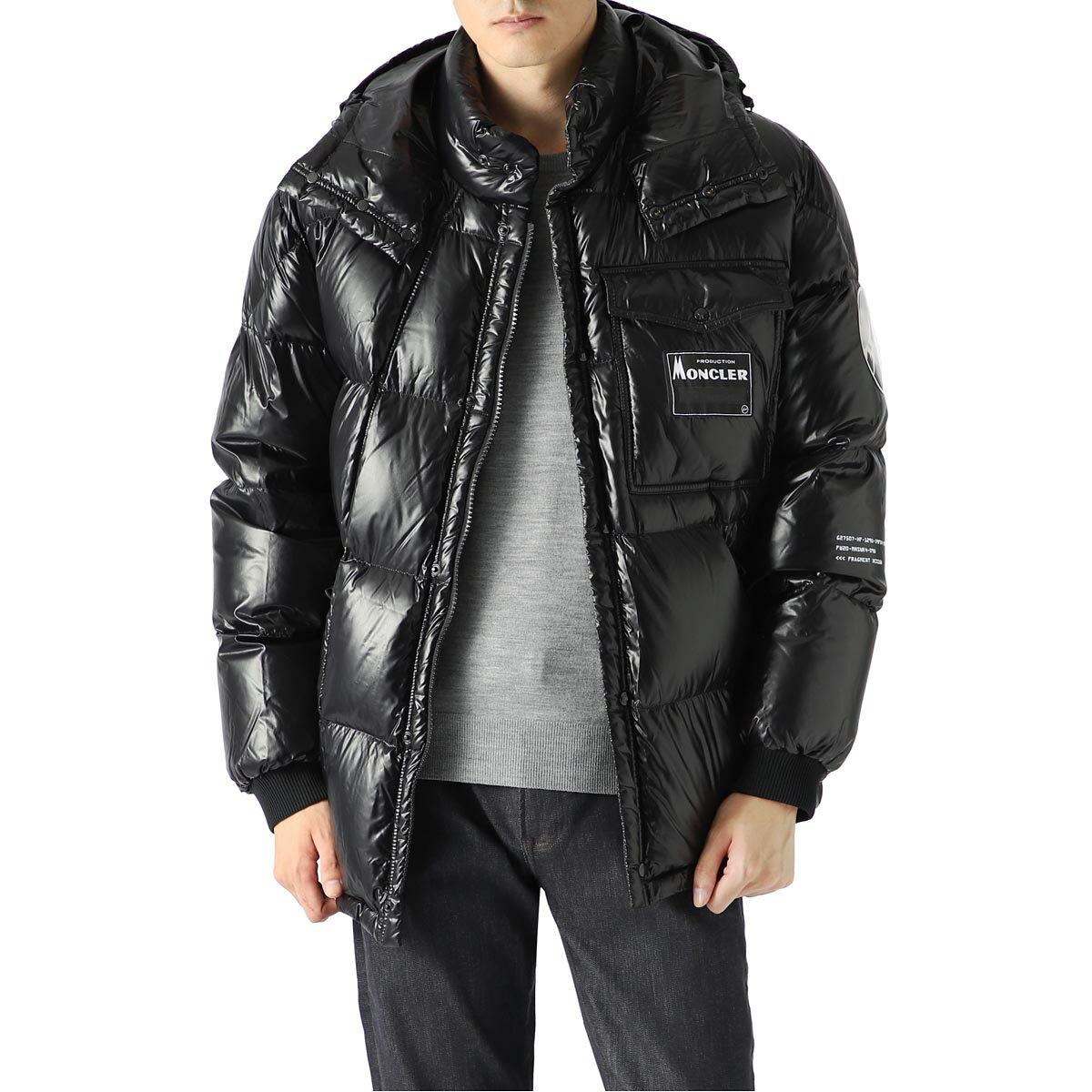 メンズファッション, コート・ジャケット 1 MONCLER anthemy 1b50210 68950 999 MONCLER GENIUS 7 FRAGMENT HIROSHI FUJIWARA