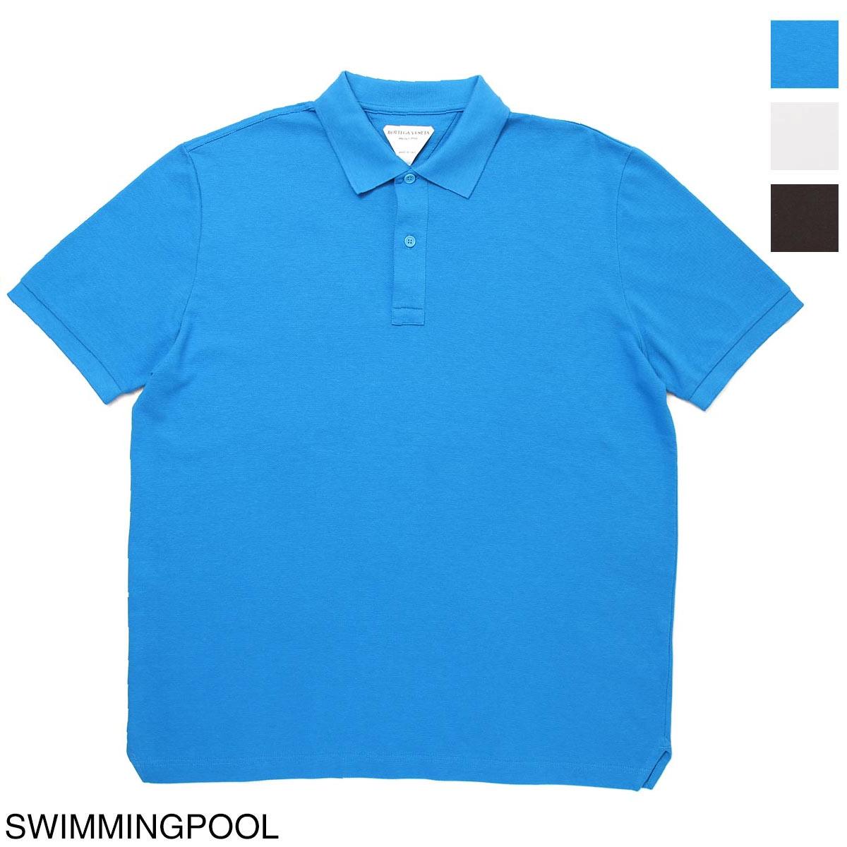 トップス, ポロシャツ 519 9:593OFF BOTTEGA VENETA 631006 v01g0 4119 TSHIRT NEW DRY PIQUET