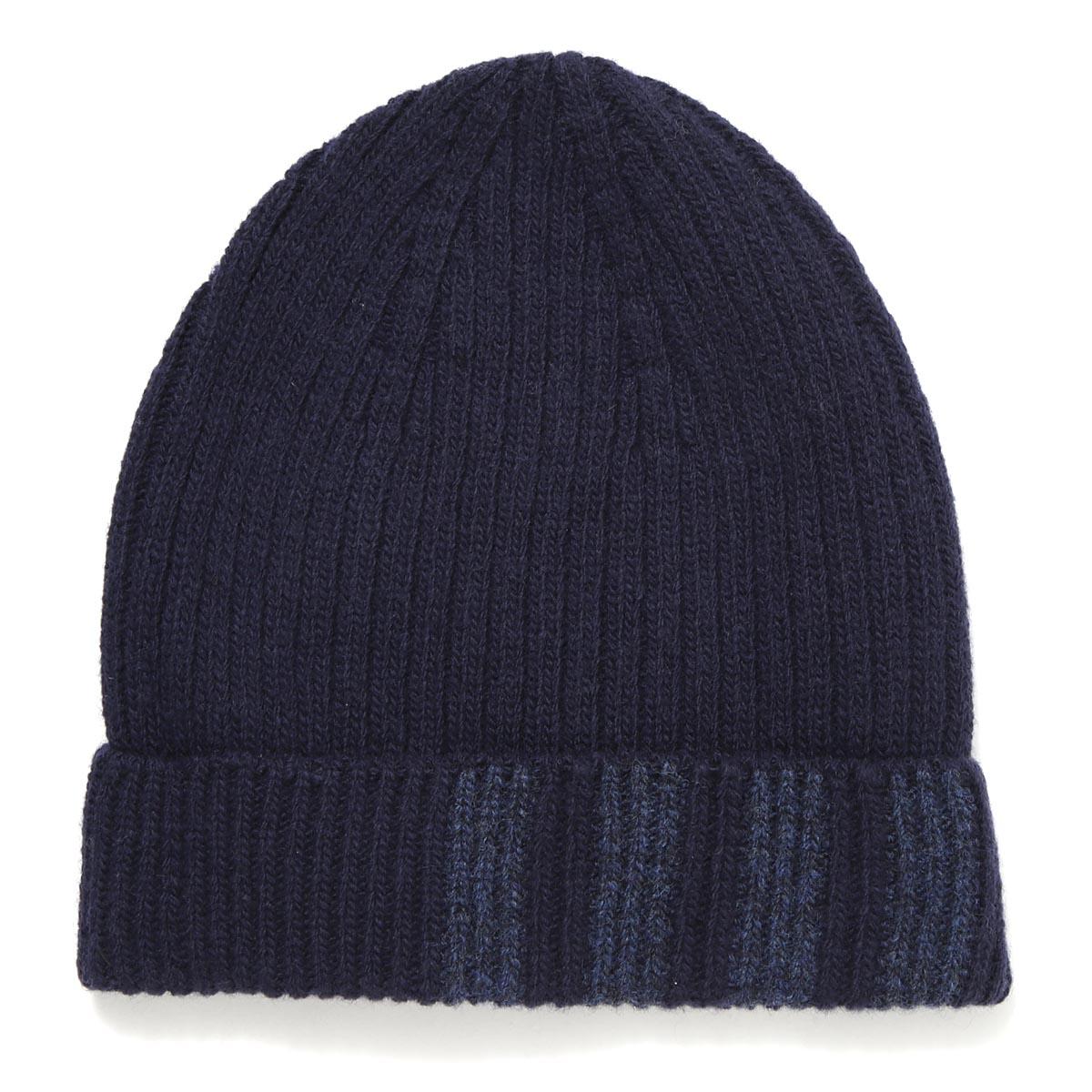 メンズ帽子, キャップ  THOM BROWNE. mkh009c 00014 415 RIB 4-BAR HAT