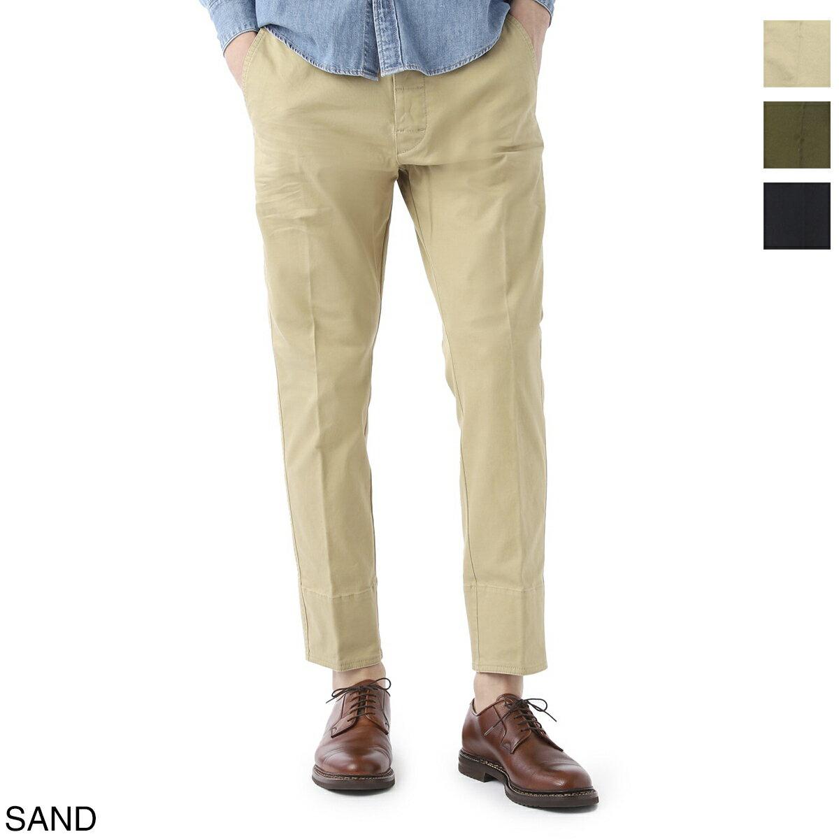 メンズファッション, ズボン・パンツ  DSQUARED2 s74kb0462 s39021 123 COTTON TWILL HOCKNEY PANTSoutnew