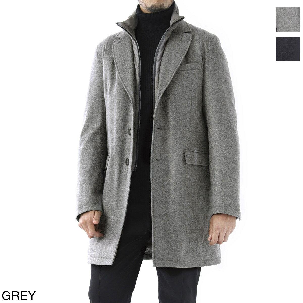メンズファッション, コート・ジャケット  HERNO ca0103u 33260 9410 LOLO PIANA2021AW