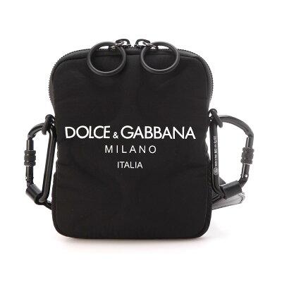 おしゃれなメンズブランドバッグ DOLCE&GABBANA パレルモ テクニコ クロスボディバッグ