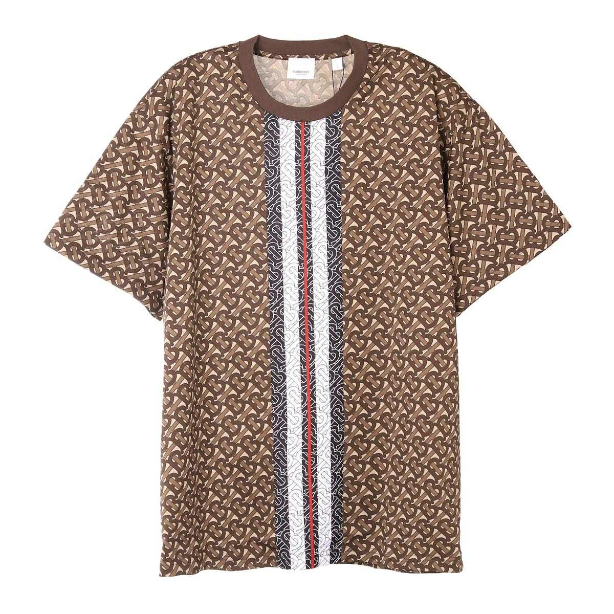 トップス, Tシャツ・カットソー  BURBERRY T 8018239 brown