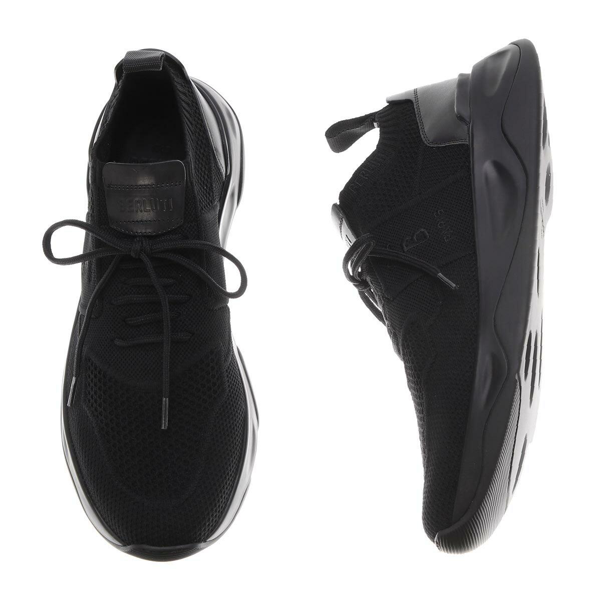 メンズ靴, スニーカー  BERLUTI s5046 001 00f jetblack SHADOW