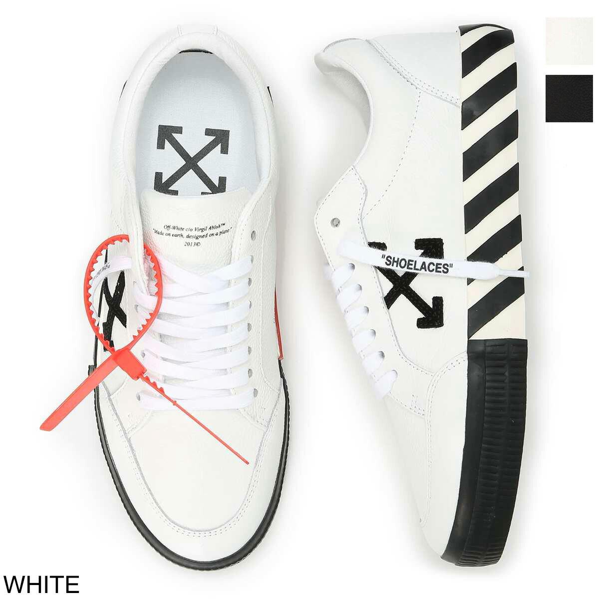 メンズ靴, スニーカー  Off-White omia085f19d68001 0110 LOW VULCANIZED