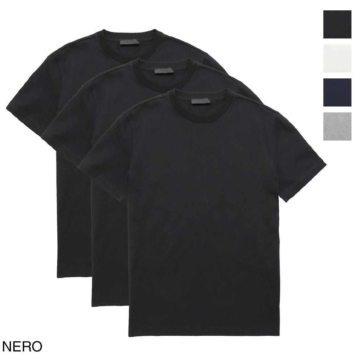 トップス, Tシャツ・カットソー  PRADA T 3 ujm492 ilk f0002 2021SS