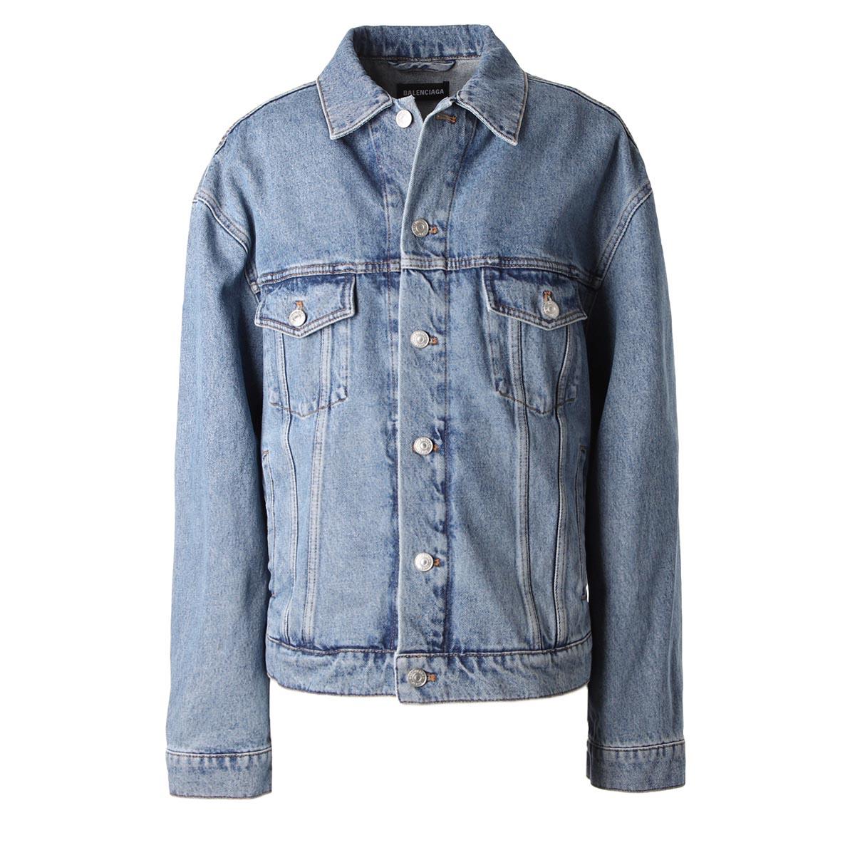 メンズファッション, コート・ジャケット 1 BALENCIAGA G 646922 tdw15 4762 LARGE FIT JACKEToutnew