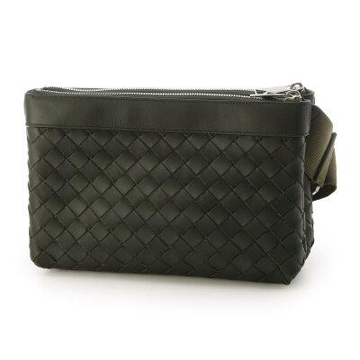 小さめのサイズ感がメンズに人気のミニショルダーバッグ BOTTEGA VENETA メッセンジャーバッグ