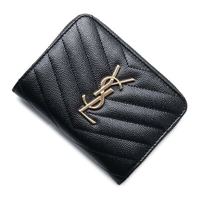 サンローランの人気ミニ財布