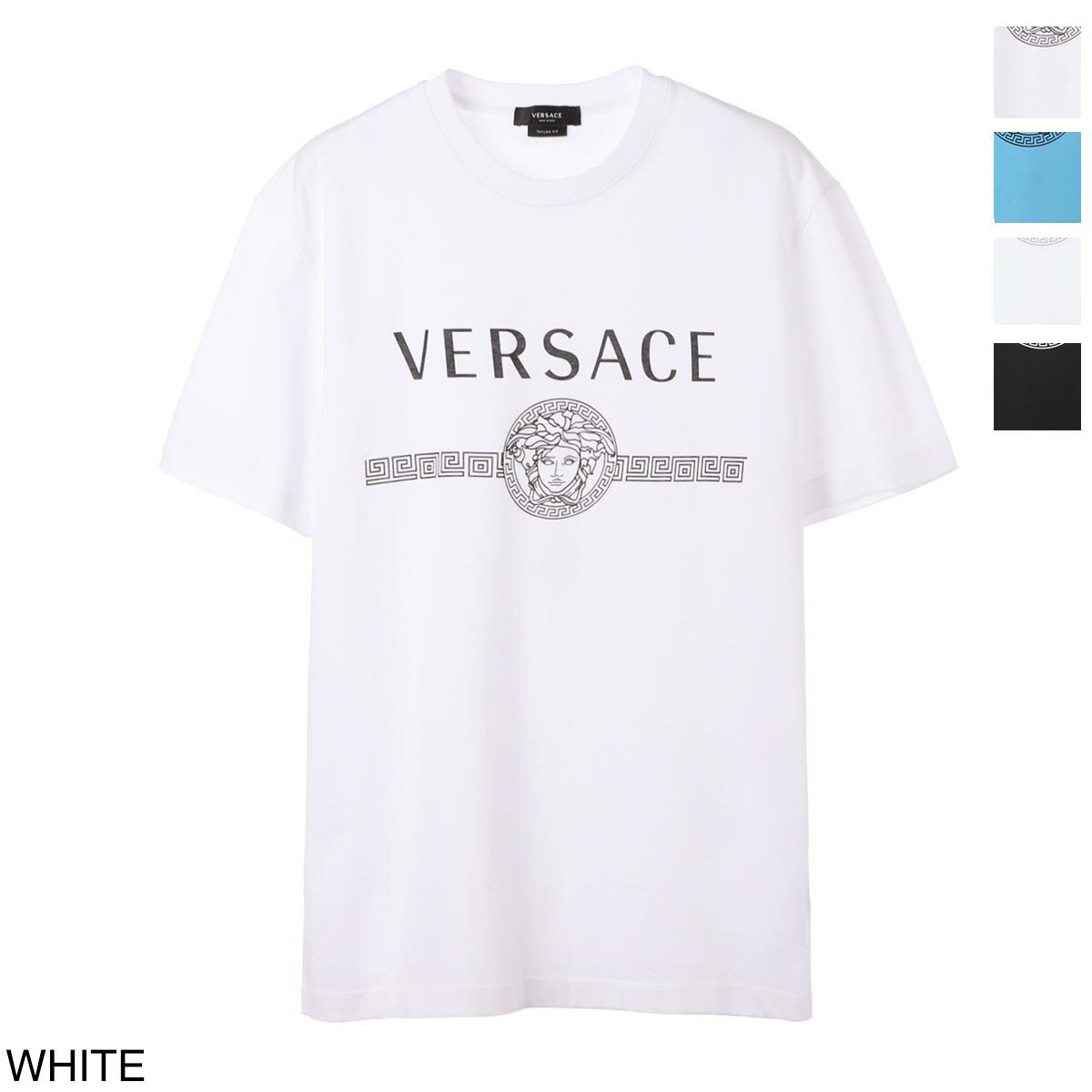 トップス, Tシャツ・カットソー  VERSACE T a87573 a228806 a10012021SS