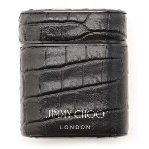 ジミーチュウ JIMMY CHOO AirPods ケース ブラック メンズ airpods case ccl black AIRPODS CASE【返品送料無料】【ラッピング無料】[2021SS]