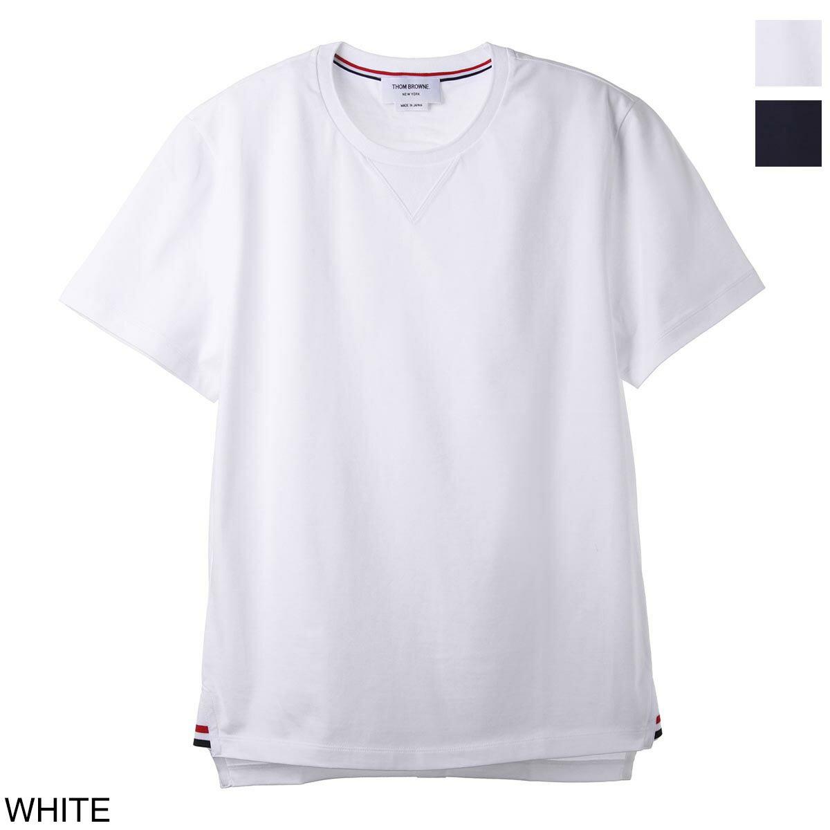 トップス, Tシャツ・カットソー  THOM BROWNE. T mjs143a 00042 100