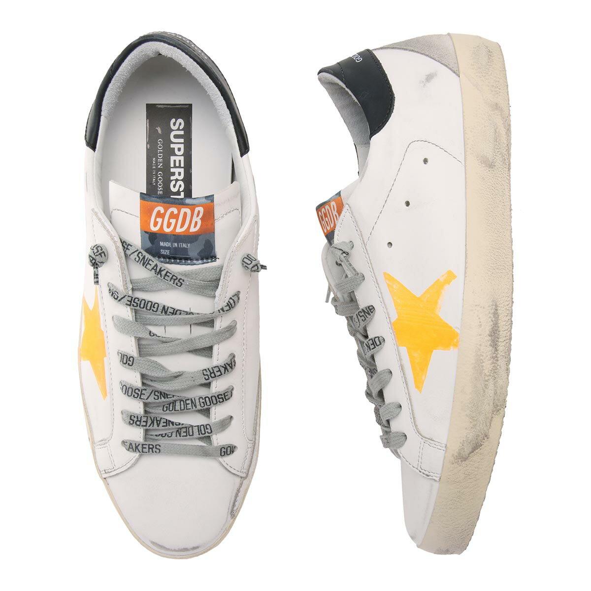 メンズ靴, スニーカー  Golden Goose Deluxe Brand gmf00102 f000613 10343 SUPER-STAR2021SS