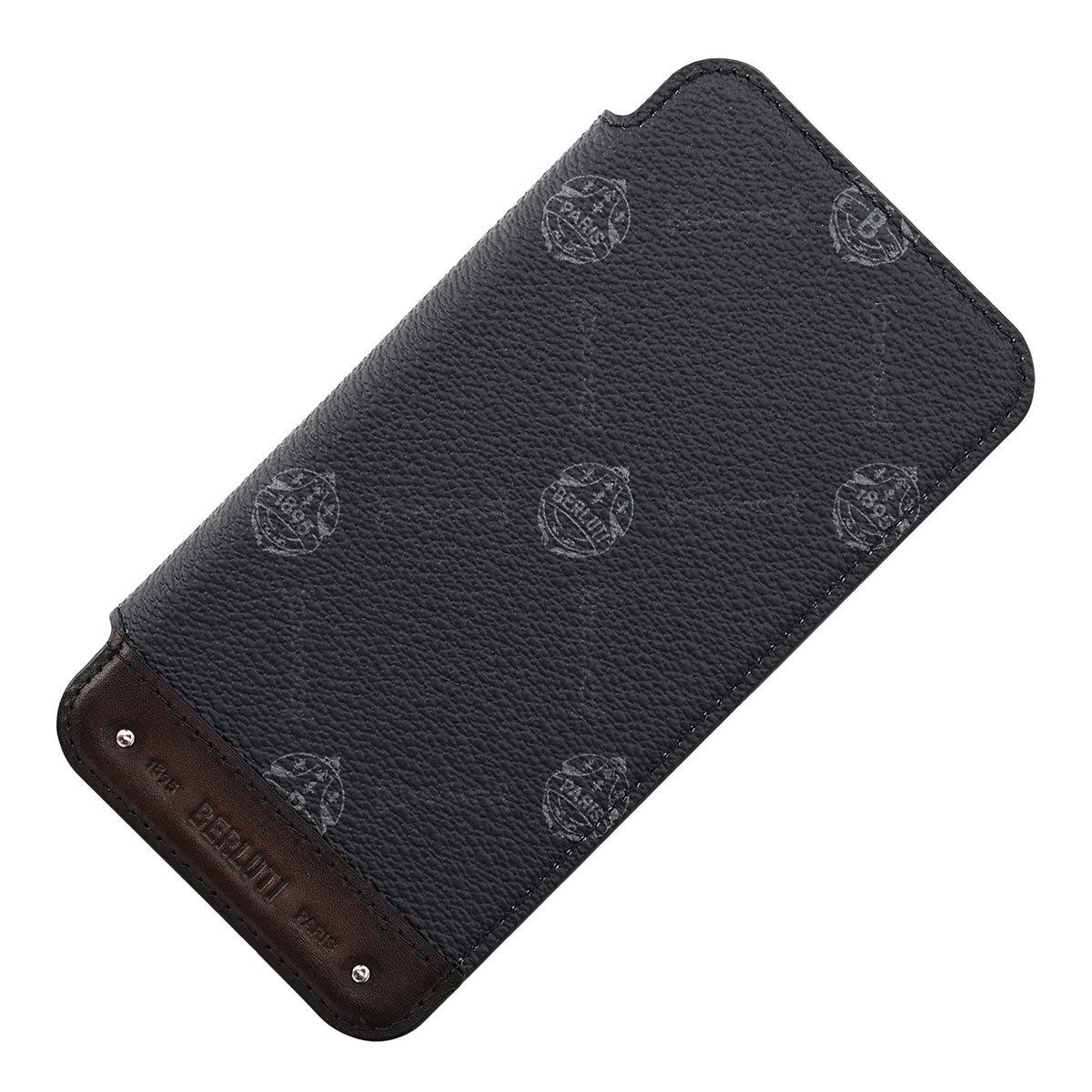 スマートフォン・携帯電話アクセサリー, ケース・カバー  BERLUTI x217009 ka2 iPhone 12 Pro