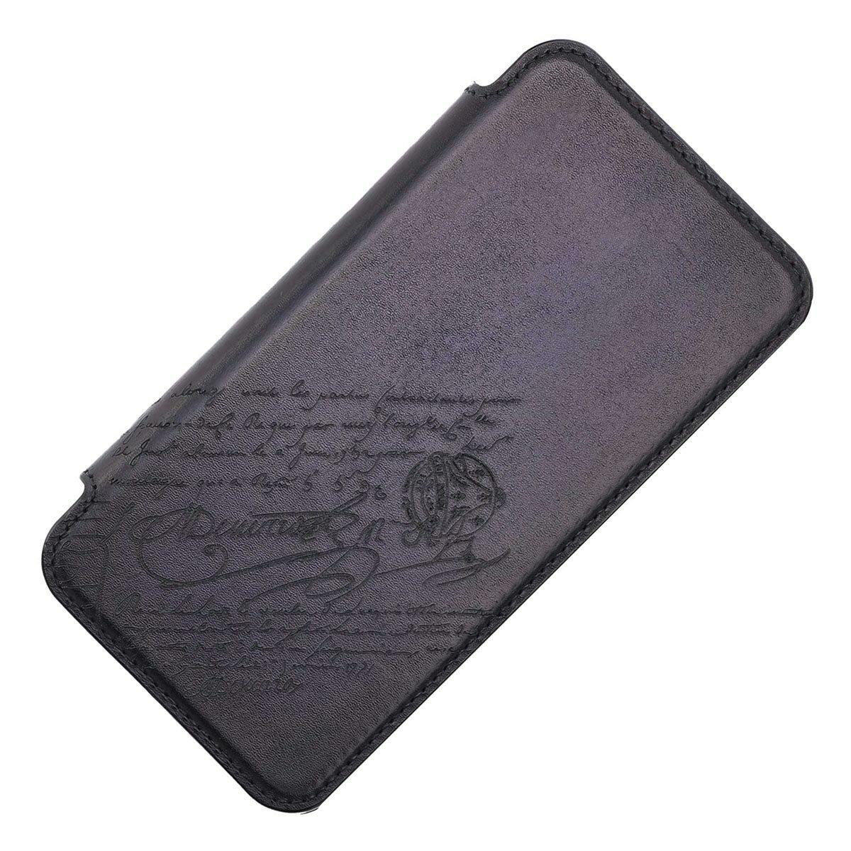スマートフォン・携帯電話アクセサリー, ケース・カバー  BERLUTI x217010 bc9 iPhone 12 Pro