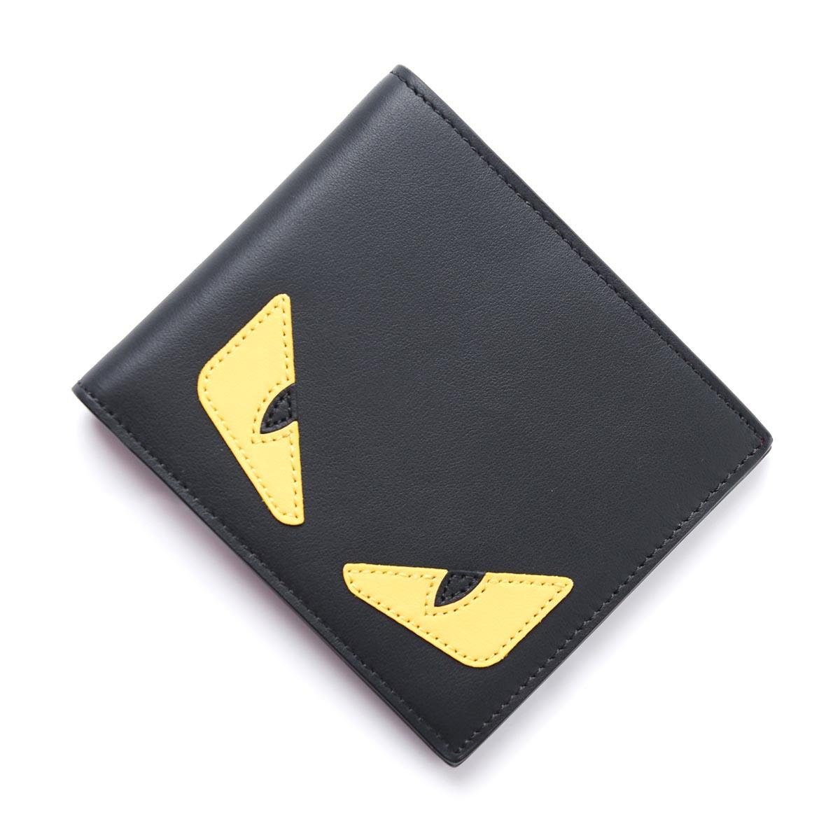 財布・ケース, メンズ財布  FENDI 2 7m0169 o73 f0u9t BAG BUGS WALLET