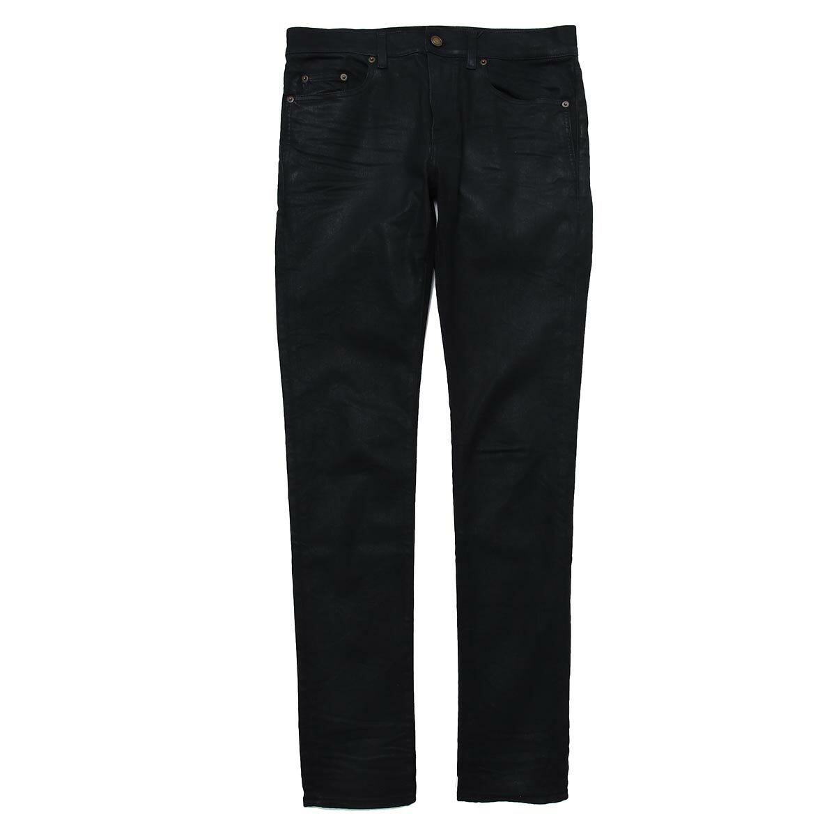 メンズファッション, ズボン・パンツ  SAINT LAURENT 527389 y824k 1076 ORIGINAL LOW WAIST SKINNY JEANS2021AW