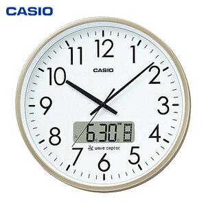 カシオ オフィス向け大型掛時計 IC-2100J-9JF の 通販 【送料無料・代引料無料】 [オフィス向け 掛け時計 時報付き カシオ掛け時計 大型時計 アナログ掛け時計 上品]