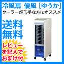 ★レビューでおまけ特典プレゼント付★ 冷風扇[れいふうせん]RJ820/冷房クーラーより冷えすぎな...