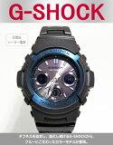 【7年保証】送料無料CASIO G-shockメンズ 男性用ソーラー電波腕時計【AWG-M100BC-2AJF】(国内正規品)