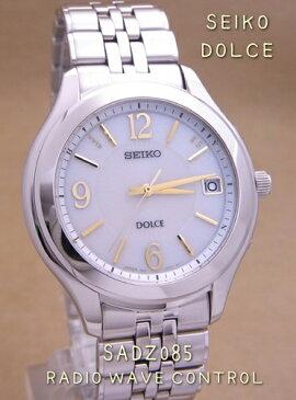 セイコー(SEIKO)ドルチェ(DOLCE)メンズソーラー電波腕時計【SADZ085】(正規品)【P19Jul15】