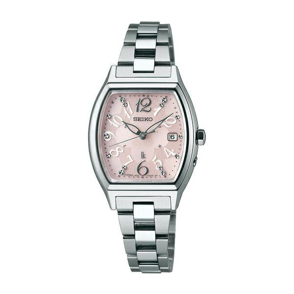 【7年保証】セイコー(SEIKO) ルキア(LUKIA)【SSQW019】レディース 女性用 腕時計 電波ソーラー(国内正規品)