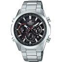 【7年保証】カシオ エディフィス メンズ ソーラー電波腕時計 男性用 品番:EQW-T650D-1AJF