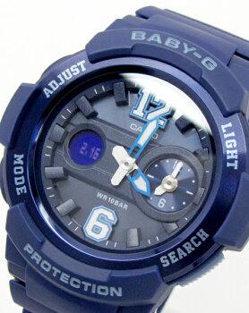 カシオBABY-GBGA-210シリーズレディース腕時計【BGA-210-2B2JF】(正規品)