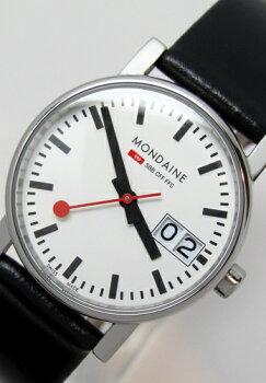 送料無料♪モンディーン腕時計エヴォビッグデイトレディース30mm〔A669.30305.11SBB〕(正規品)【02P05Sep15】