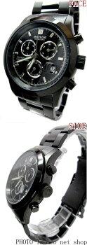 送料無料♪スイスミリタリーエレガントクロノメンズ腕時計【ML-247】(正規輸入品)SWISSMILITARYELEGANTCHRONO