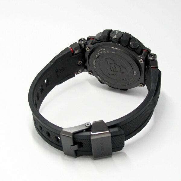 メンズ腕時計 7年保証  G-SHOCK MT-G メンズ ソーラー電波 腕時計 MTG-B1000B-1AJF 正規品
