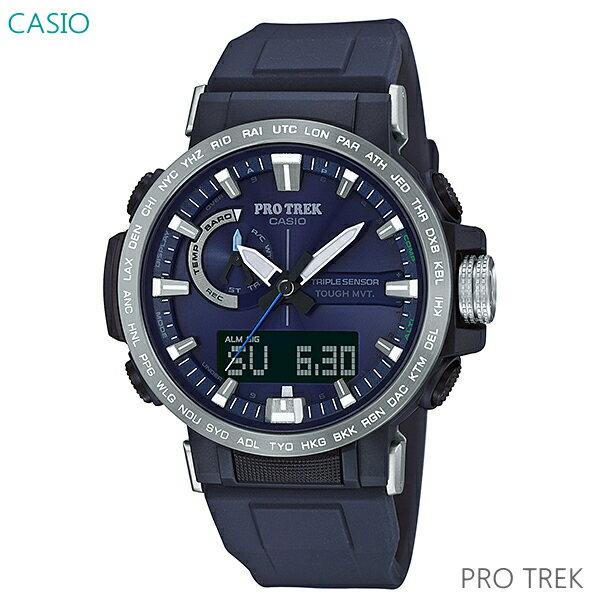メンズ 腕時計 CASIO プロトレック クライマーライン ソーラー 電波 PRW-60-2AJF 正規品 PRO TREK Climber Line