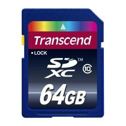 【送料無料】【正規国内販売代理店】トランセンド(Transcend)SDXC64GBカードTS64GSDXC10【10P17Jan14】【smtb-u】【送料込み】